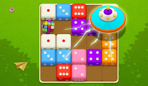 Greedy Dice - Dom Merge Puzzle Games  screenshots 15