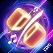 Dancing Blade: EDM リズムスライス・ゲーム