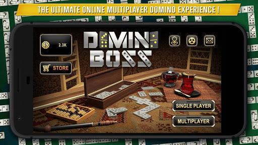 dominoboss - online multiplayer dominoes screenshot 1