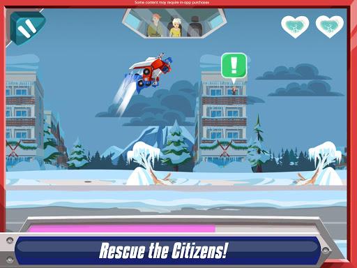 Transformers Rescue Bots: Disaster Dash 1.6 Screenshots 9