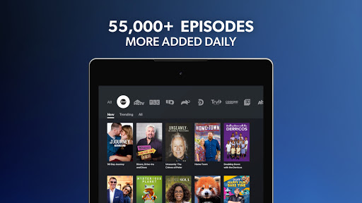 Foto do discovery+   Stream TV Shows and Real-Life Series