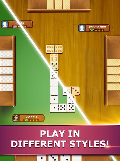 Dominoes Pro   Play Offline or Online With Friends  Screenshots 10