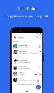 Signal – Gizli Mesajlaşma Apk Full İndir 3