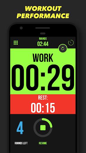Timer Plus - Workouts Timer 1.0.3 Screenshots 4