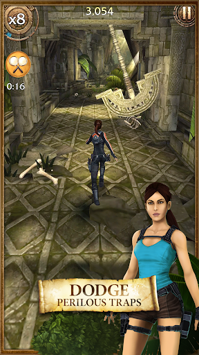 Lara Croft: Relic Run  screenshots 1