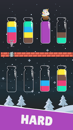 Cups - Water Sort Puzzle android2mod screenshots 20