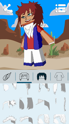Avatar Maker: Cube Games android2mod screenshots 23