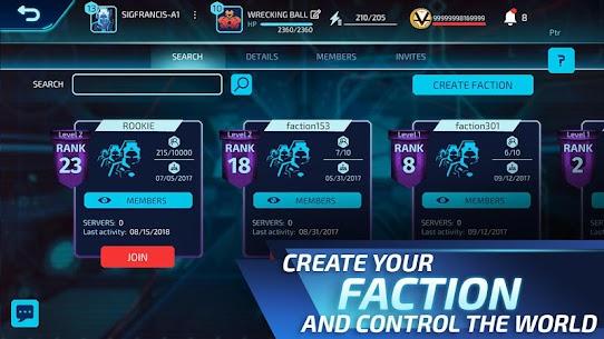 Fhacktions GO – GPS Team PvP Conquest Battle 5