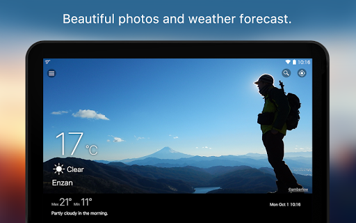 Weather & Widget - Weawow 4.5.7 Screenshots 8