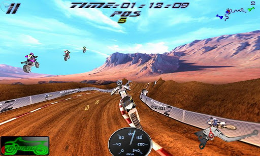 Ultimate MotoCross 2 Apkfinish screenshots 3