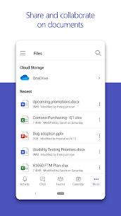 Microsoft Takım Ekip İle Birlikte Çalış Full Apk İndir 6