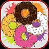 Donut Smash game apk icon