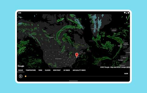 Today Weather - Weather Forecast, Widget & Radar screenshots 11
