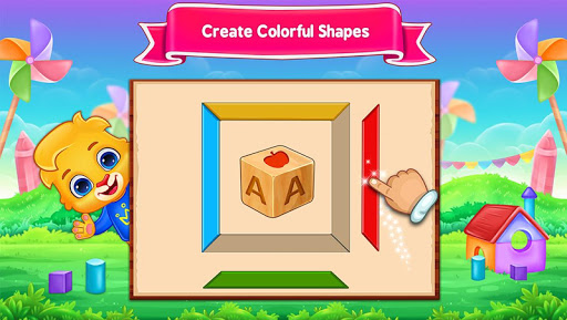 Colors & Shapes - Kids Learn Color and Shape 1.2.9 Screenshots 22