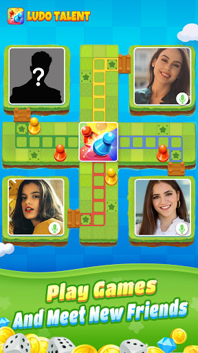 Ludo Talent- Online Ludo&Voice Chat screenshots 6