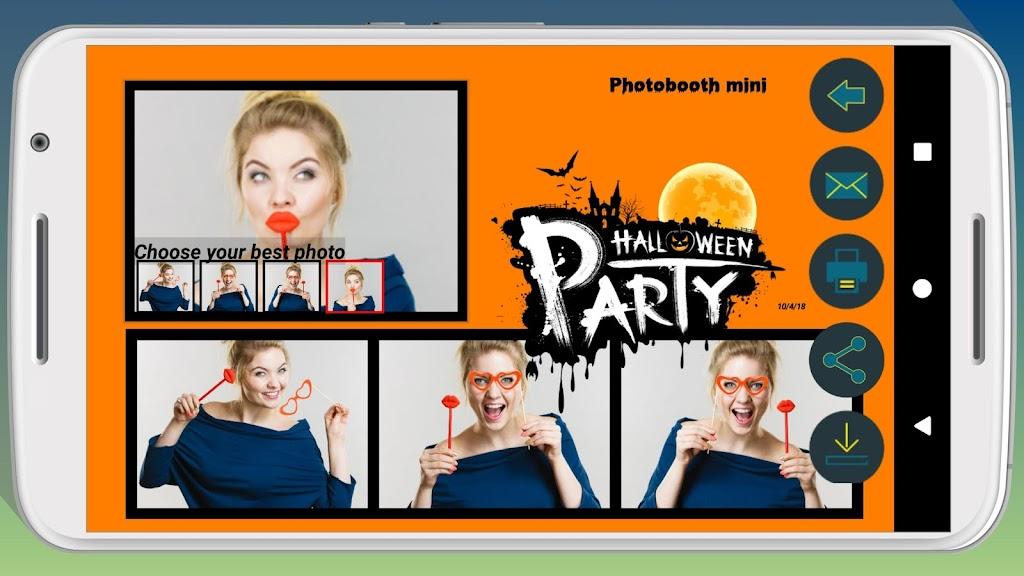 Photobooth mini FULL  poster 6