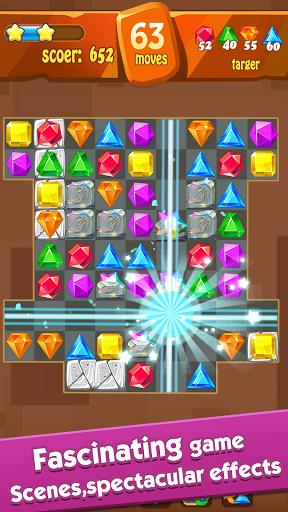 Jewels Classic - Jewel Crush Legend  Screenshots 11
