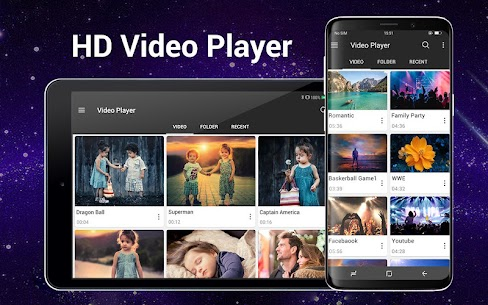 Video Player All Format for Android 10