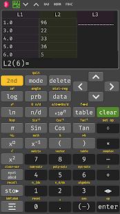Scientific calculator 30 ti pro, 34 pro