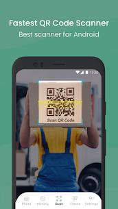 QR code reader & Barcode Scanner (QR Code Scanner) 1