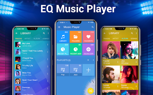 Music Player - Audio Player 3.9.0 Screenshots 9
