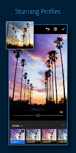 Adobe Lightroom - Photo Editor & Pro Camera