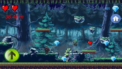 Code Triche Shadow Man - Crystals and Coins (Astuce) APK MOD screenshots 3