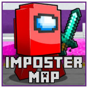 Among Us Map for MCPE
