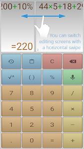 Multi-Screen Voice Calculator Pro 1.4.33 (Paid)