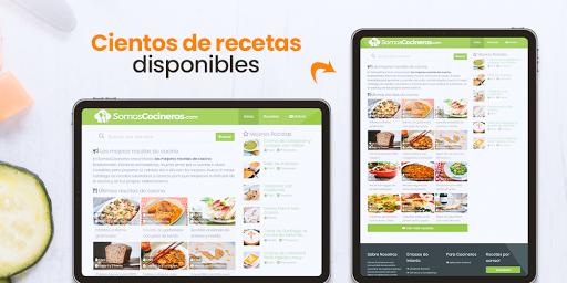 Recetas de cocina gratis - Somos Cocineros 1.3 Screenshots 6