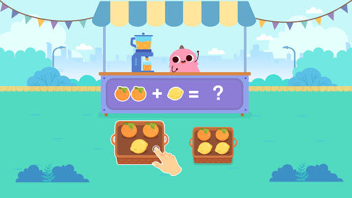 Dinosaur Math Adventure - Learning games for kids 1.0.3 screenshots 8