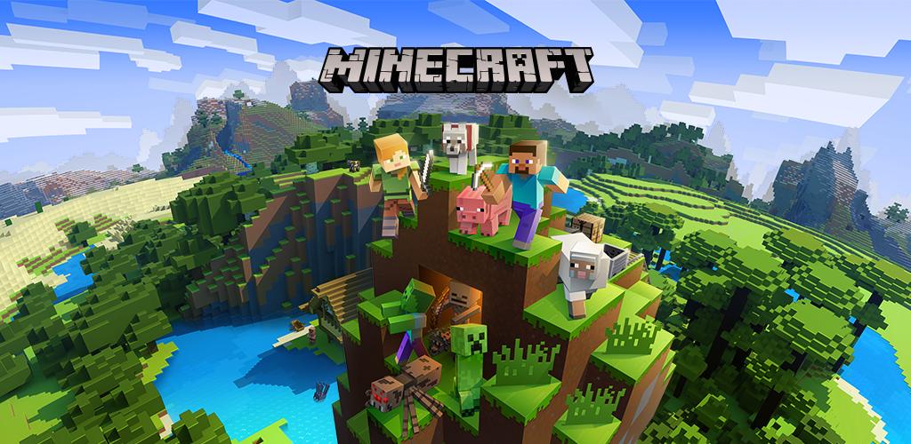 Minecraft poster 0