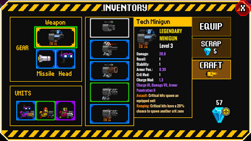 fusion heroes screenshot 3
