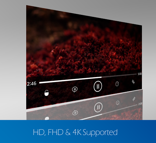 video player for android  Screenshots 1