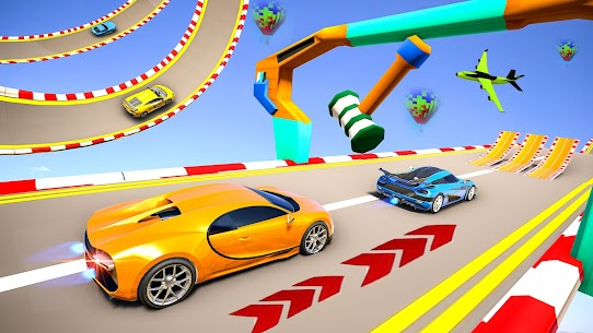 Ramp Car Stunts 3D- Mega Ramp Stunt Car Games 2021 6