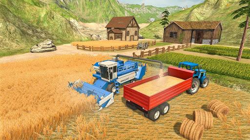 Farmland Simulator 3D: Tractor Farming Games 2020 1.13 screenshots 2