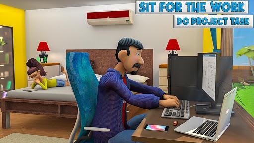 Virtual Work From Home Simulator Apkfinish screenshots 7
