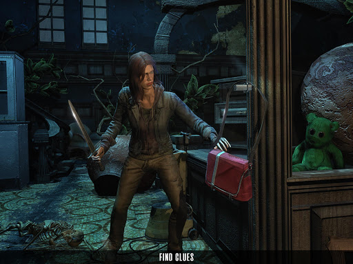 Scary Granny's Game - Haunted House Horror Games  screenshots 4