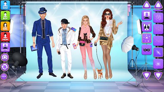 Superstar Family - Celebrity Fashion screenshots 6