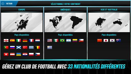 Soccer Manager 2021 - Jeu de Gestion de Football APK MOD (Astuce) screenshots 2