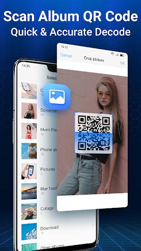 QR Code Scan & Barcode Scanner  screenshots 8