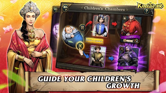 King's Throne Game of Lust Mod Apk Latest Version 2021** 4