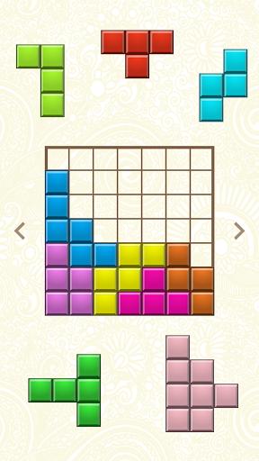 BLOCK PUZZLE screenshots 1