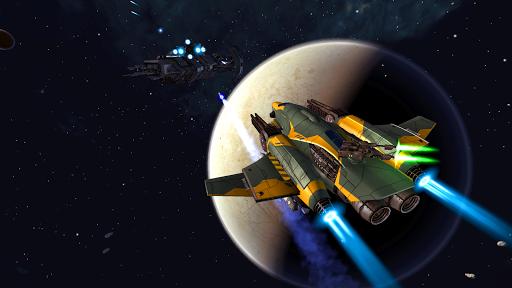 Space Commander: War and Trade screenshots 1