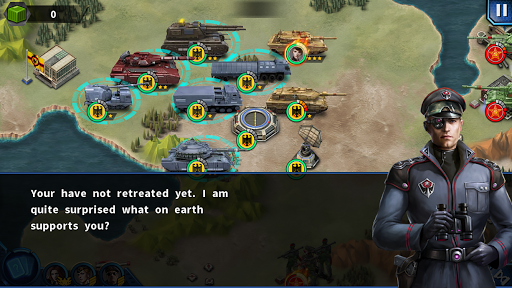Glory of Generals2: ACE APK MOD Download 1