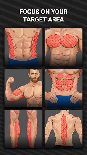 Workout Planner by Muscle Booster apktram screenshots 3