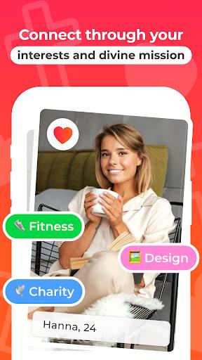 Eden - Christian Dating, Matches site, for singles apktram screenshots 2