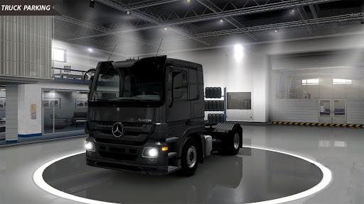 Euro Truck Parking Simulator 2021: 3d parking Game 0.4 screenshots 4