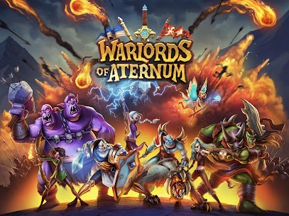 Warlords of Aternum MOD APK 1.22.0 (High DMG/HP) 11