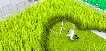 Jouez à Mow My Lawn - Tondeur de gazon sur PC, le tour est joué, pas à pas!